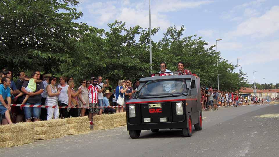 autos locos en Villacañas 2