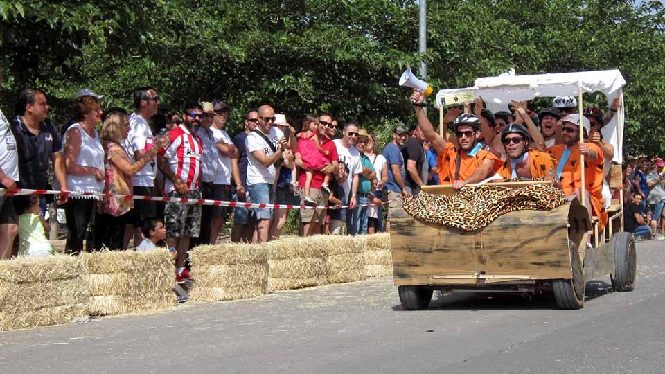 autos locos en Villacañas 4