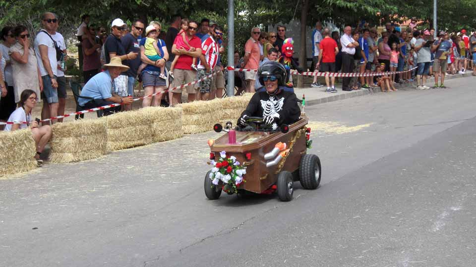 autos locos en Villacañas 5