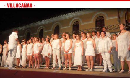 """""""Armonía de Verano"""", concierto de la Coral AAACEMA de Valencia, y del Orfeón Juan del Enzina de Villacañas"""