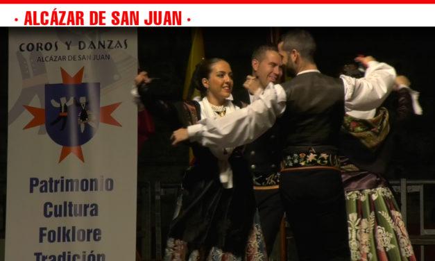 Cultura, folklore y tradición en el LV  Festival Internacional de Folklore de Alcázar de San Juan.