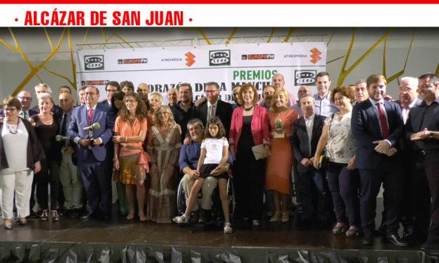 Onda Cero entrega los Premios Corazón de La Mancha en su XXVII edición en Alcázar de San Juan