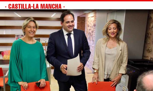 El nuevo PP registra en las Cortes Regionales varias iniciativas parlamentarias