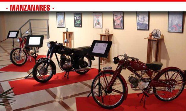 La XXV Concentración Nacional de Motos Antiguas de AMOE se celebrará el 7 de julio