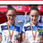 Laura Cabanes Garzás y José María Ruiz de la Hermosa, rumbo al Campeonato de España Alevín