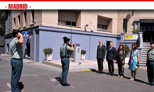La vicepresidenta del Gobierno en funciones presenta el primer Plan de Igualdad de la Guardia Civil