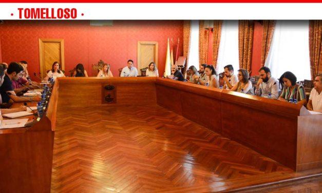 La Corporación municipal 2019-23 celebra su primera sesión ordinaria
