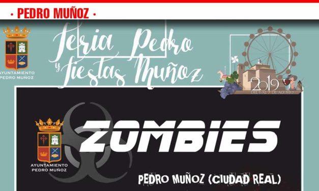 """Zombie event """"sobrevive a una noche apocalíptica"""" en Pedro Muñoz"""