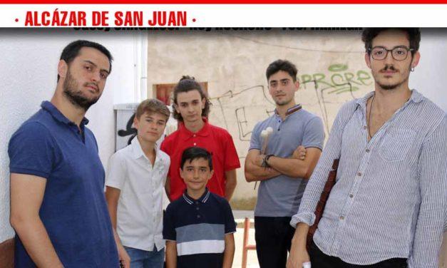 El Grupo de percusión de la ABM de Alcázar de San Juan actuará en la Noche Del Patrimonio