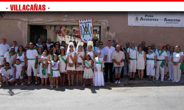 Gran domingo de Feria de Ausentes en Villacañas