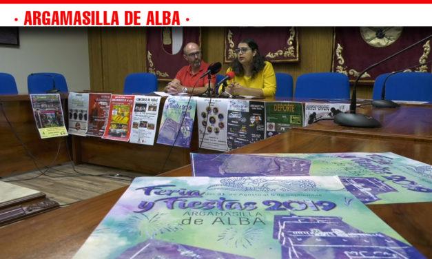 Verbenas populares cada día y multitud de actividades culturales y deportivas en la Feria y Fiestas de Argamasilla de Alba del 31 de agosto al 5 de septiembre