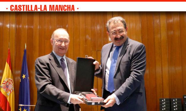 El Gobierno de Castilla-La Mancha celebra la nominación del Plan Dignifica de la Consejería de Sanidad a los premios'New Medical Economics'