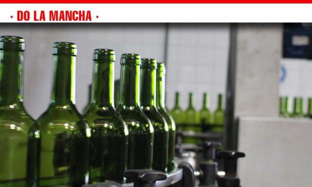 Crece el embotellado de vino con Denominación de Origen La Mancha en el 2019