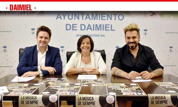 'Entre Tributos' cierra los conciertos de Feria