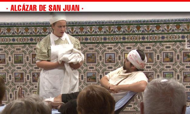 La XI Noche del Patrimonio ensalza la riqueza cultural e histórica de Alcázar de San Juan
