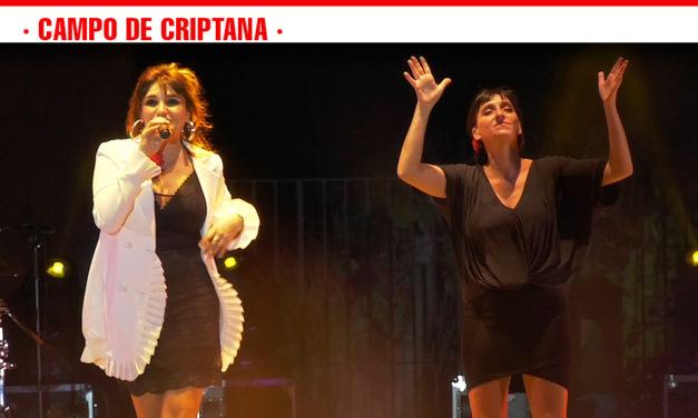 Rozalén inunda de magia y pasión el Auditorio Municipal de Campo de Criptana con un concierto en el que ha derrochado naturalidad y sencillez
