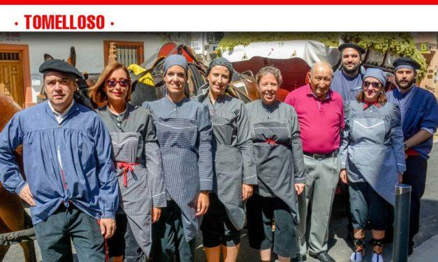 La Fiesta de la Vendimia Tradicional rindió homenaje, un año más, a las costumbres y raíces vitivinícolas de la ciudad