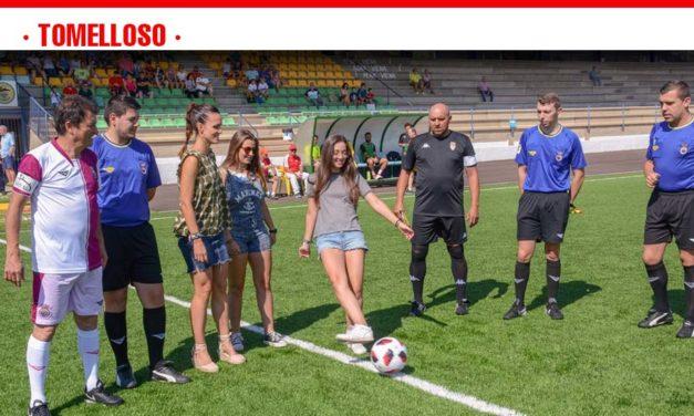 9-0 para C-LM en el partido benéfico de veteranos contra Madrid