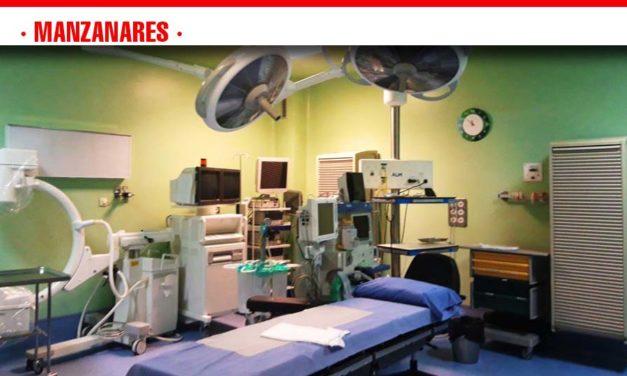 El Gobierno regional renueva la iluminación de los quirófanos del Hospital de Manzanares