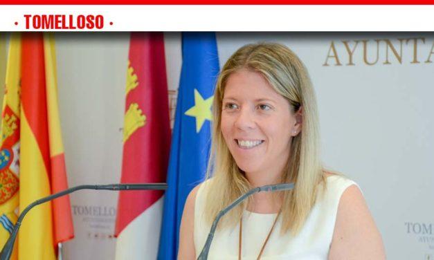 La alcaldesa firma un decreto por el que se suprime la zona azul en Tomelloso durante la Feria, del 24 al 31 de agosto