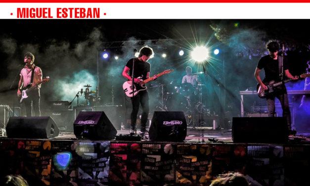 El Festival de Música Alternativa 'Charcones Fest' de Miguel Esteban se consolida y supera sus cifras