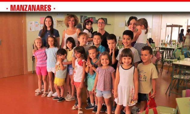 Más de cincuenta familias se benefician este verano del servicio 'Concilia en vacaciones'
