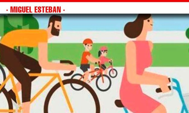 Migueletes sobre ruedas es una jornada saludable el próximo día 24: Día de la Bici