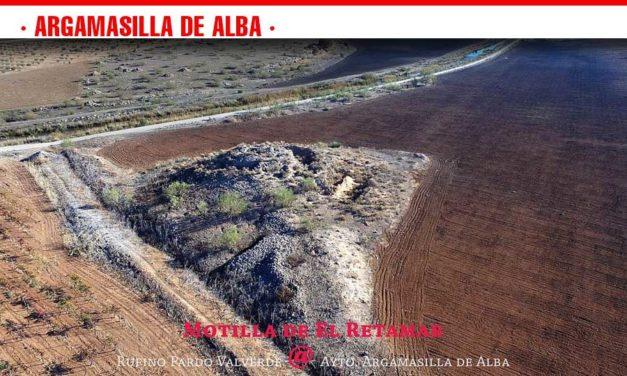 El Ayuntamiento de Argamasilla de Alba inicia un proyecto arqueológico en la motilla de El Retamar