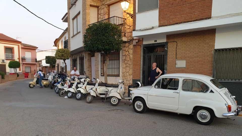 Motor Villafranca 3