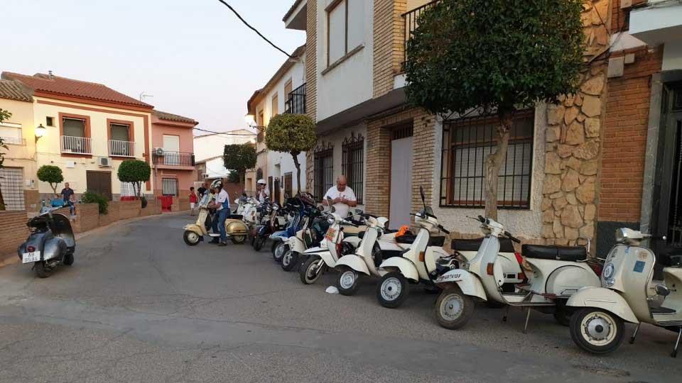 Motor Villafranca 4