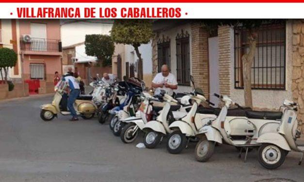 Fin de semana del motor en Villafranca
