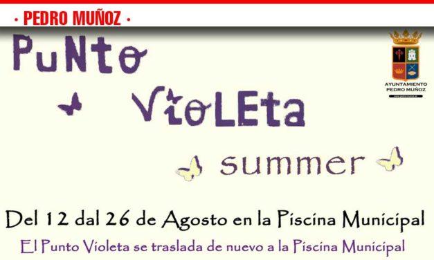 Punto Violeta summer