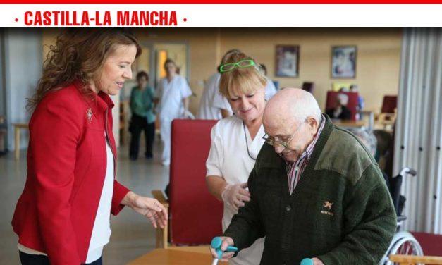 El Gobierno de Castilla-La Mancha pone en marcha desde hoy dos prestaciones económicas del Sistema de Dependencia