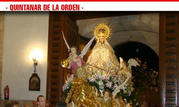 La Virgen de la Piedad ya está en la Parroquia para la celebración de su novenario