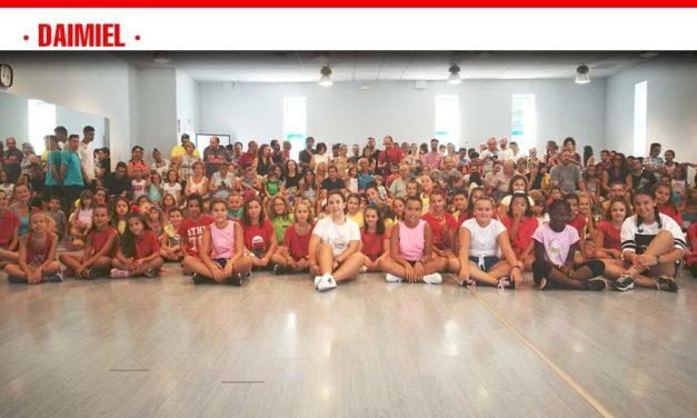 Cerca de 350 niños y niñas dicen adiós a las actividades deportivas de verano