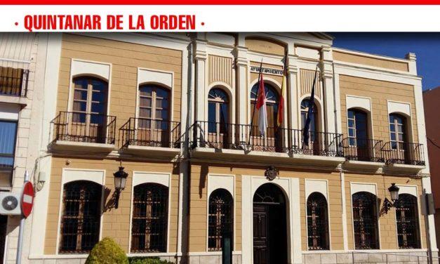 El Ayuntamiento de Quintanar de la Orden convoca una bolsa de trabajo para Auxiliares Administrativos