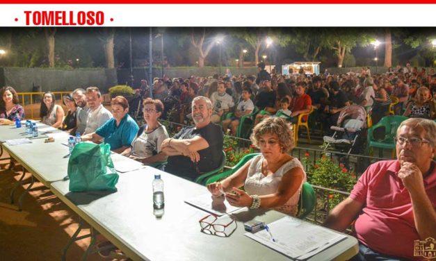 """Gran Final del X Certamen Nacional de Monólogos de Humor """"En Tomelloso, todos contamos"""""""