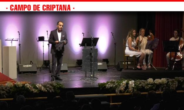 Entrega de los Premios de los Certámenes Nacionales de Pintura y Poesía, un reconocimiento al arte que consolida la Fiesta de la Poesía en Campo de Criptana