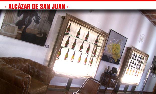 Luis Ibáñez presenta una muestra de pequeño formato en Bodegas Alort hsta el 8 de septiembre