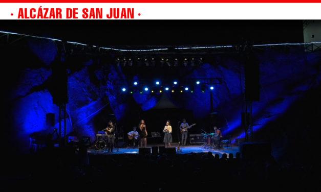 El cerro de San Antón de Alcázar de San Juan acoge el primero de los conciertos del Festival Internacional Siete Soles Siete Lunas