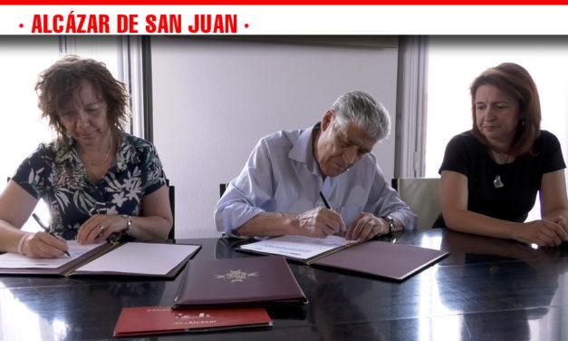 AFAS Plena Inclusión y el Ayuntamiento de Alcázar de San Juan renuevan el convenio que garantiza el mantenimiento del Centro Frida Kahlo