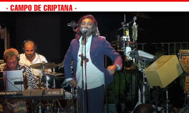 Ketama hace vibrar al público de Campo de Criptana en el primer concierto de la Feria y Fiestas 2019