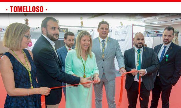 Inauguración de la Muestra Agroalimentaria