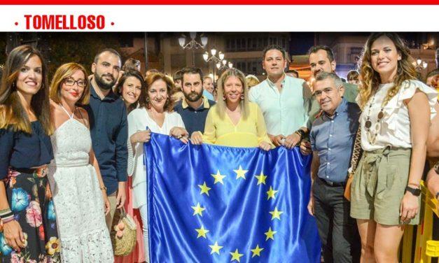Inaugurada la nueva Plaza de España en una noche histórica