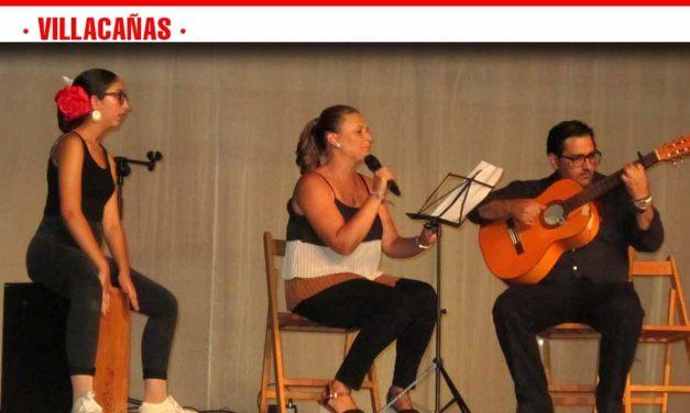 "Asociación Flamenca ""La Soleá"" noche de flamenco en Villacañas"