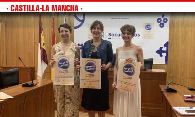 Campaña entre la juventud de Ciudad Real para prevenir las relaciones sexuales no consentidas