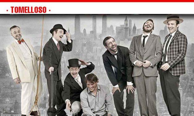 """El Teatro Municipal acoge el sábado el espectáculo musical """"Lehman Trilogy"""""""