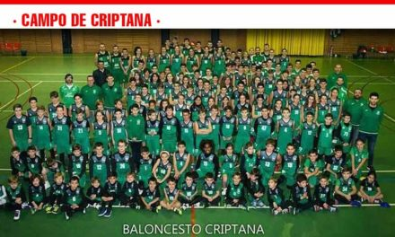Curso 2019/2020 Escuela de Baloncesto