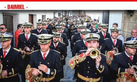 "La Banda de ""Los Coloraos"" de Daimiel, a la Magna de Córdoba"