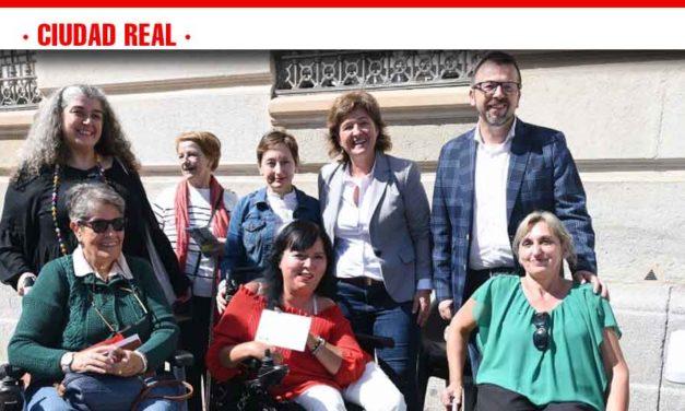 La vicepresidenta Noelia Serrano remarca la importancia de trabajar por una mayor accesibilidad